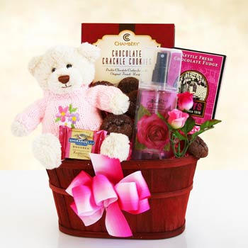 Mother's Day Treat Gift Basket