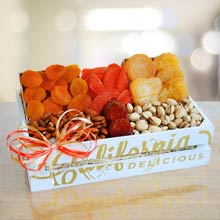 Fruit and Nut Snack Gift Box
