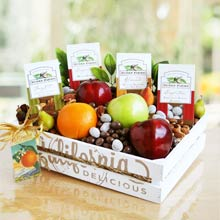 California's Best Fruit & Nut Basket