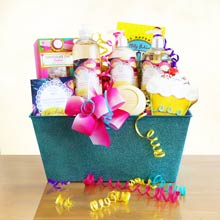 Birthday Spa Basket