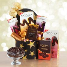 Godiva Chocolate Gift Box