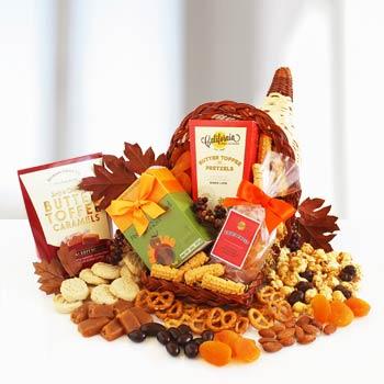 Thanksgiving Holiday Basket