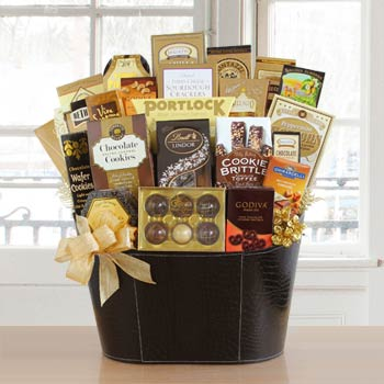 Corporate Executive Gift Basket