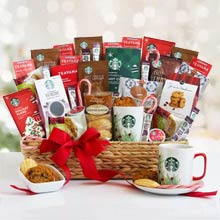 Starbucks Winter Coffee Box
