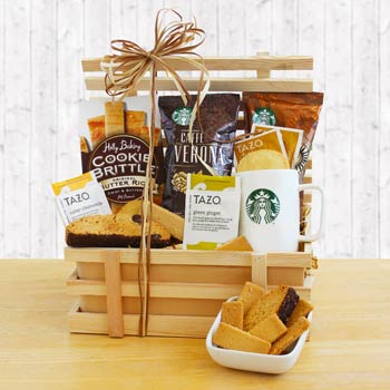 Starbucks Selection Basket