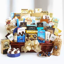 Business Executive Gift Basket