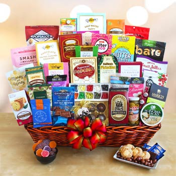 Office Appreciation Basket