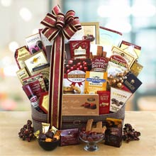Grand Appreciation Gift Basket