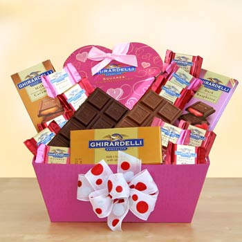 Sweetheart Gift Basket
