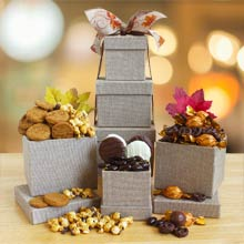 Autumn Gift Tower