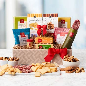 Hickory Farms Gourmet Gift Box