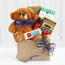 #1 Dad Gift Basket
