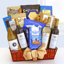 Regal Wine Gift Basket