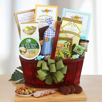 Company Appreciation Gift Basket