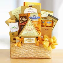 Corporate Gratitude Gift Basket