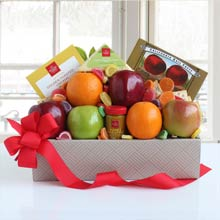 Healthy Gourmet Gift Basket