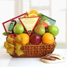 Associate Gourmet Fruit Gift Basket
