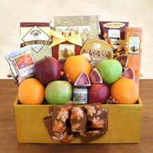 Thanksgiving Appreciation Gift Basket