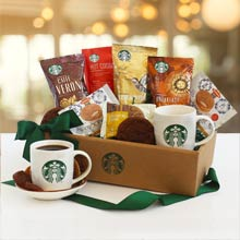 Coffee House Gift Basket