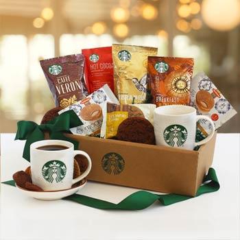 Coffee House Gift Basket