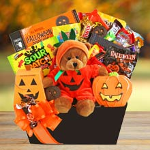 Halloween Basket for Kids