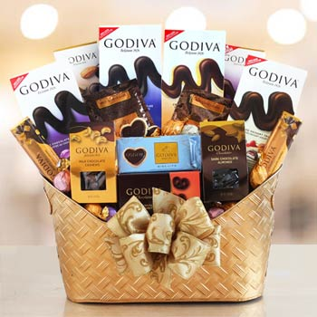 Godiva® Executive Gift Basket