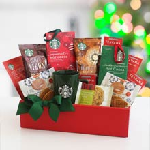Starbucks Holiday Coffee Box