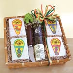 Gourmet Snack Gift Box for Him