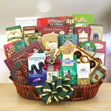 Corporate Extravaganza Gift Basket