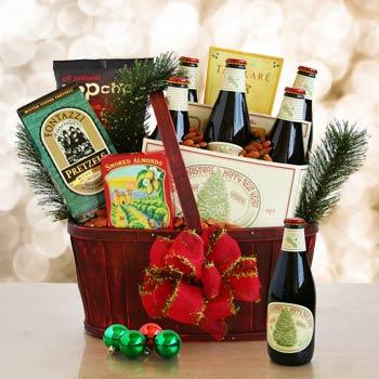 Christmas Ale Gift Basket