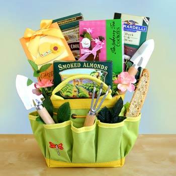 Garden Gift Baskets Spring Garden Gift Basket