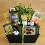 Deluxe Golf Gift Basket