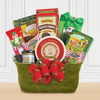 Christmas Cheer Basket