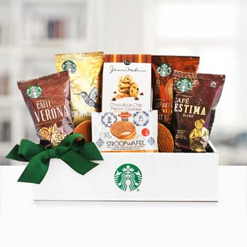 Starbucks Coffee Sampler Gift Box