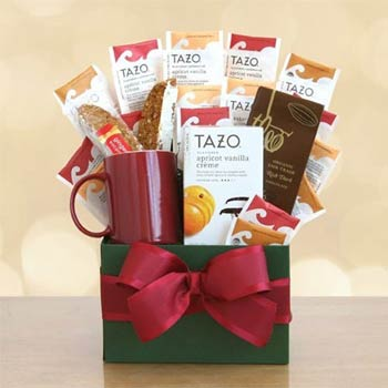 Tazo Tea Gift Box