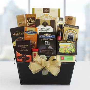 Business Appreciation Basket