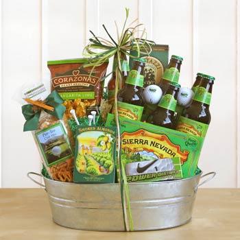 Deluxe Golf Gift Basket
