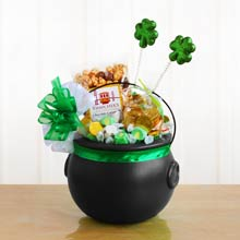 St. Patricks Day Gourmet Basket