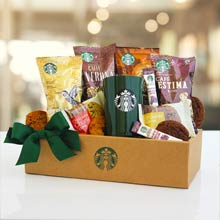 Starbucks Coffee Gift Box