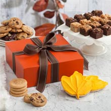 Mrs. Fields® Thanksgiving Cookie Box
