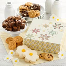 Mrs. Fields® Flower Cookie Box
