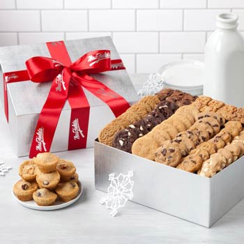 Mrs. Fields® Holiday Gift Box