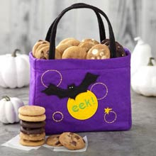 Happy Halloween Cookie Gift Bag