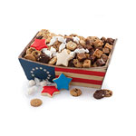 Mrs. Fields® American Flag Cookie Tray