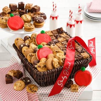 Mrs. Fields Corporate Cookie Gift Basket