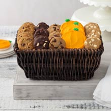 Mrs. Fields® Fall Harvest Gift Basket