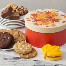 Mrs. Fields® Pumpkin Patch Cookie Gift Box