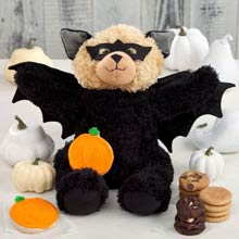 Mrs. Fields® Halloween Bear Basket