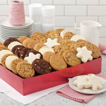 Mrs. Fields® Corporate Holiday Cookie Box