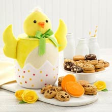 Mrs. Field's® Chick Easter Basket